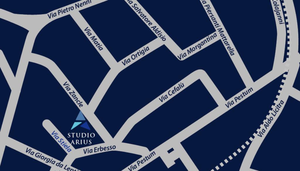 mappa Arius 1
